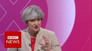 Why Theresa May didn't sign letter condemning Donald Trump over Paris Climate agreement   BBC News