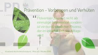 """""""Sexuelle Gewalt wird sichtbar"""" mit Anna Fuchs (Sexualpädagogin)"""