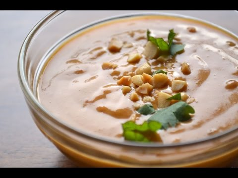 How to Make Peanut Sauce|Vietnamese Style|MichelleCookingShow