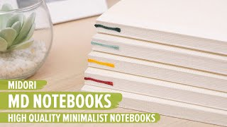 Midori MD Notebooks: High Quality Minimalist Notebooks for Journalers and Artists screenshot 3