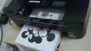 Repeat youtube video Homemade Epson T13 DTG 1