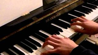Tyler Ward - The Hardest Thing (Piano)