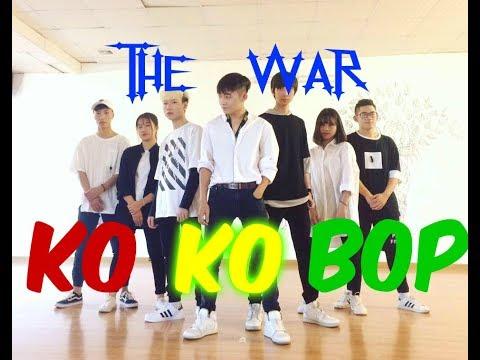 EXO(엑소) _ Ko Ko Bop(코코밥)   Dance Cover by JUNTO Crew from Vietnam