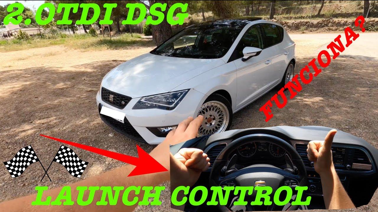 Seat Leon Fr 2.0 TDI! Prueba a fondo! Y LAUNCH CONTROL!!