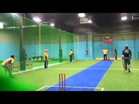 pakistan team indoor cricket