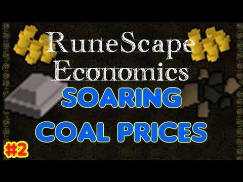 RuneScape Economics - Why are the coal prices soaring?