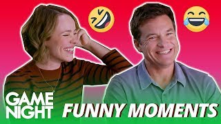 Game Night Cast Bloopers Funny Moments (Rachel McAdams & Jason Bateman)
