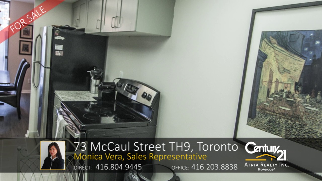73 mccaul st th9 toronto home for sale by monica vera sales