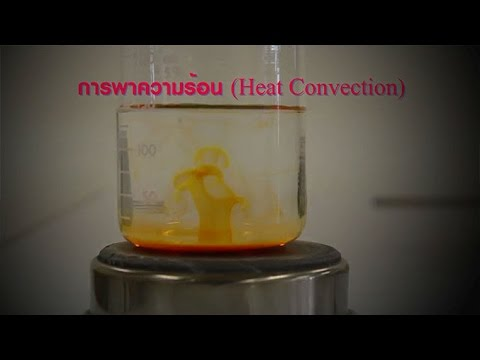 การถ่ายโอนความร้อนการแผ่รังสี วิทยาศาสตร์ ม.4-6  (ฟิสิกส์)