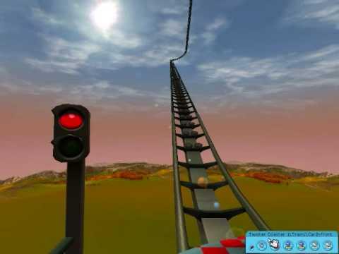 335 mph coaster