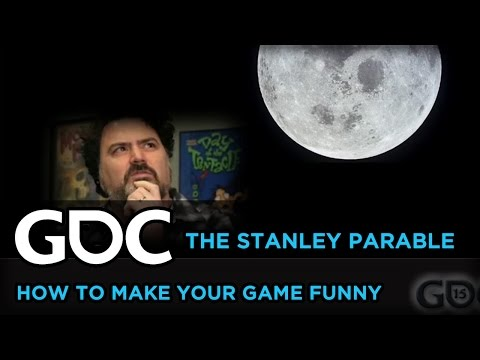 How To Make Your Game Just Completely Hilarious: The Stanley Parable