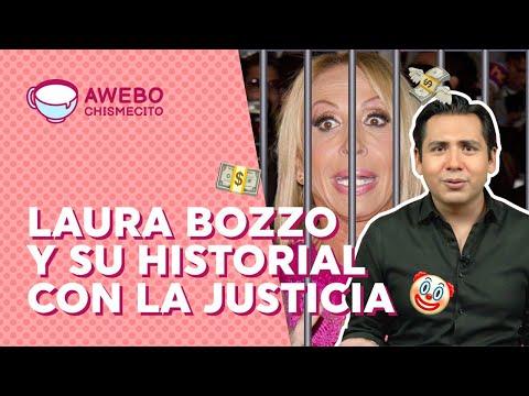 Laura Bozzo a LA CÁRCEL y su largo historial de CRÍMENES | Awebo Chismecito