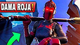 **NEW SKIN** LEGENDARY RED DAMA AND CRITERIA! Fortnite: Battle Royale (NEW STORE)