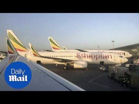 Authorities investigate causes of fatal Ethiopian Airlines crash