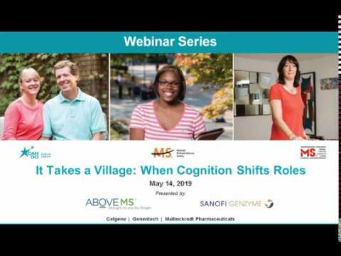 It Takes A Village   When Cognition Shifts Roles