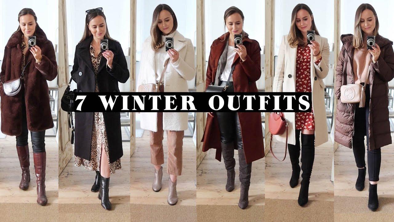 [VIDEO] - 7 WINTER OUTFITS | Laura Melhuish-Sprague 5