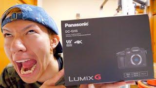 【商品紹介】やっべー50万のカメラ買っちゃった。てへ