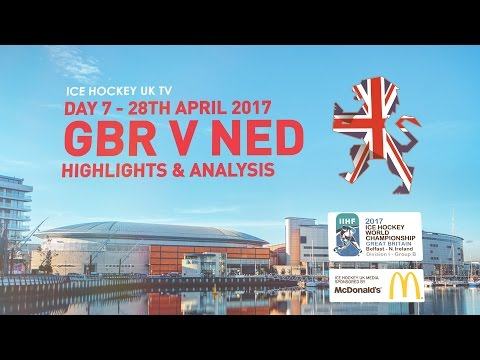 Team GB in Belfast - Day 07 - Great Britain v Netherlands - Highlights