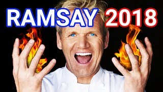 GORDON RAMSAY FULL BIO 2018