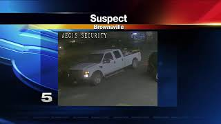 Brownsville Police Searching for Hit-and-Run Driver