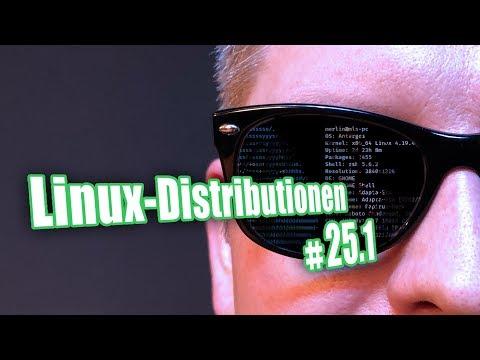 c't uplink 25.1: Linux-Distributionen