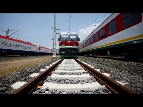 656km Ethiopia Djibouti railway project creates jobs business opportunities  ©Free Ethiopia®مژگان
