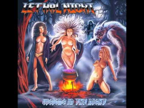 Lethal Night- Crystal Moon/Visions In The Night
