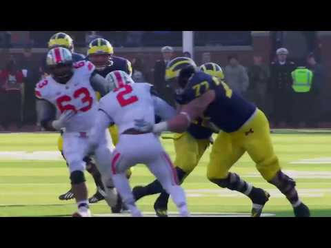The Journey: Big Ten Football 2013 - Ohio State vs Michigan