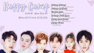 [VIETSUB] Happy Camp 1/9/2018 (Dương Dương, Vương Lệ Khôn, Từ Hải Kiều, Ngụy Đại Huân...)