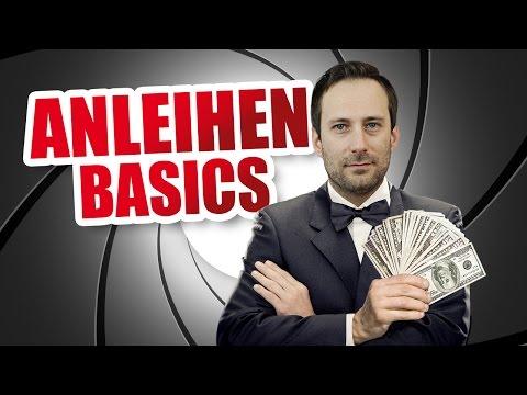Anleihen Einfach Erklärt – So Funktionieren Bonds // Mission Money