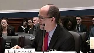 Rep. Rick Allen Questions U.S. Labor Secretary Thomas Perez