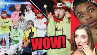 Dancer Reacts To BTS GO GO For First Time feat. DangMattSmith (Halloween Practice + Comeback Stage)