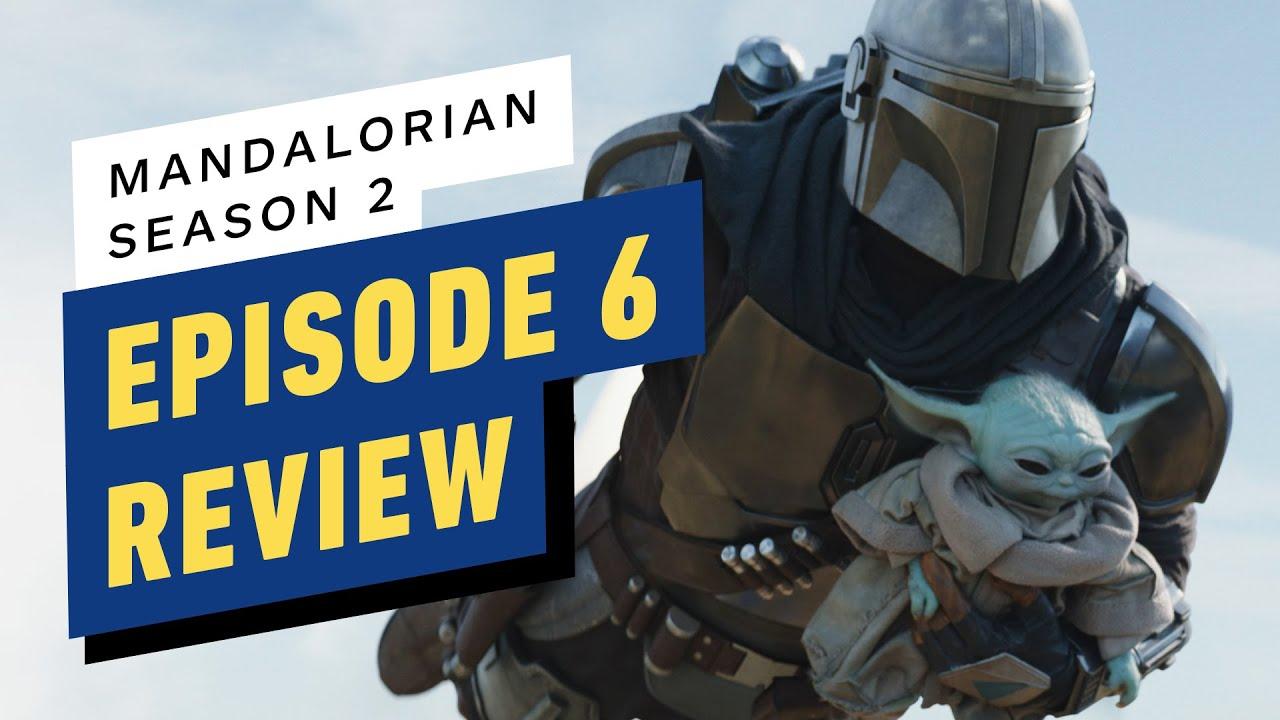 The Mandalorian Season 2 Episode 6 Review Spoilers Youtube