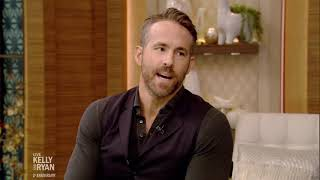 Download Ryan Reynold's Two Year Old Daughter Got Stopped at an Airport Mp3 and Videos