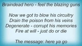 U. D. O. - Braindead Hero Lyrics mp3