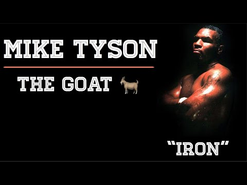 """MIKE TYSON- """"Don't Get In My Way"""" •Training Motivation•"""