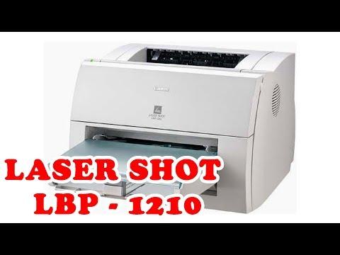Laser Shot LBP Canon 1210 Windows 10 64 Bit