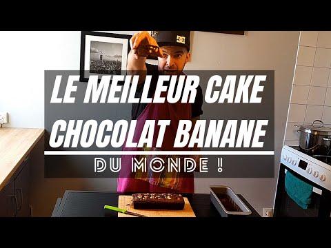 cake-chocolat-banane-facile