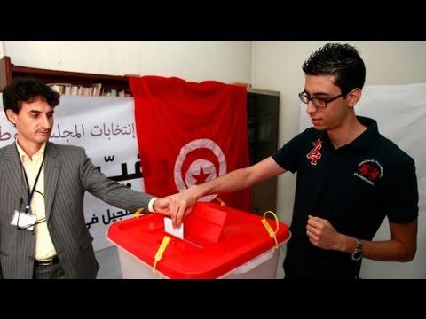 Tunisia's post-revolution election