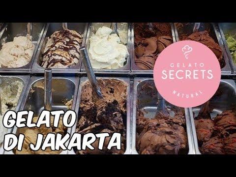 GELATO SECRETS, Gelato enak di Jakarta ! (review jujur)