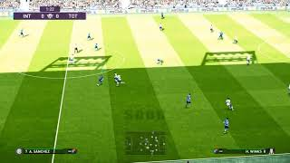 PES 2020 Starting on the match