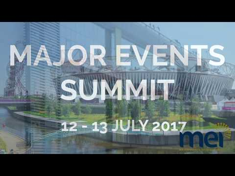 Major Event Summit 2017 Plexal London