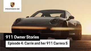 911 Owner Stories: Carrie and her 911 Carrera S