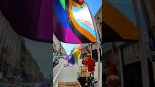 PSM @ Pride Milano 2021   Buenos Aires time lapse