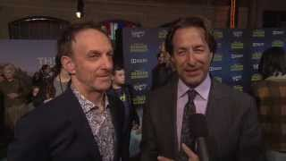 The Good Dinosaur: Composers Mychael & Jeff Danna Hollywood Red Carpet Premiere Interview