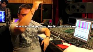 Simon Henderson - music production courses
