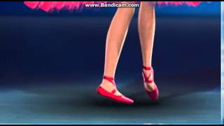 Barbie and The Pink Shoes |Keep On Dancing| Music Video