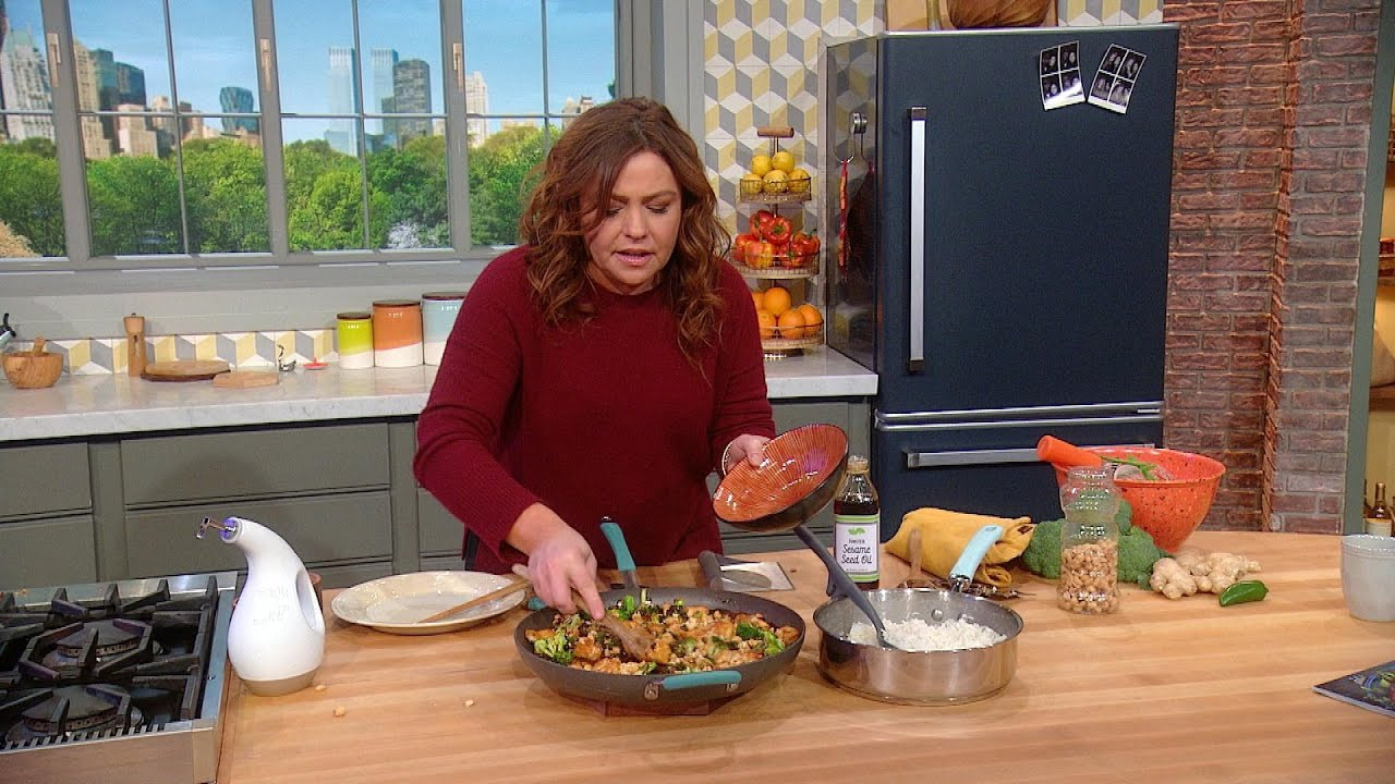 Download How To Make Orange Chicken By Rachael