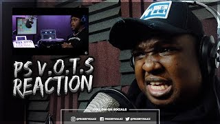 PS - Voice Of The Streets Freestyle W/ Kenny Allstar on 1Xtra (REACTION)