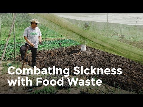 Combating Sickness with Food Waste | Dr. Lemuel Ng from FOLO Farm Malaysia